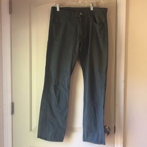 Men's Old Navy green pants